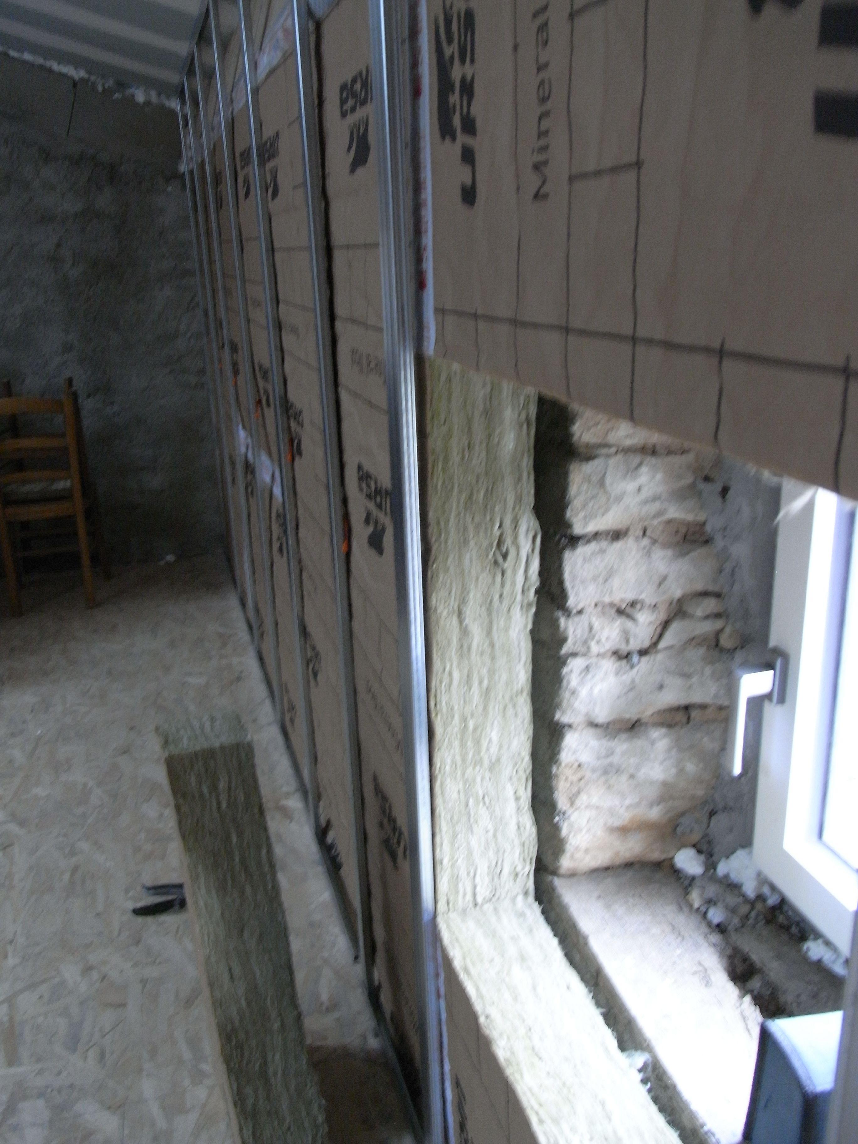 Isolation et cloisons à Niort