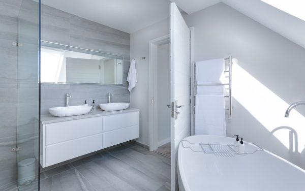Rénover une salle de bains - plaquiste à Niort