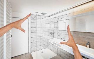 Rénovation de salle de bains à Niort