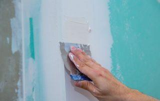 Réparation plaques de plâtre 79